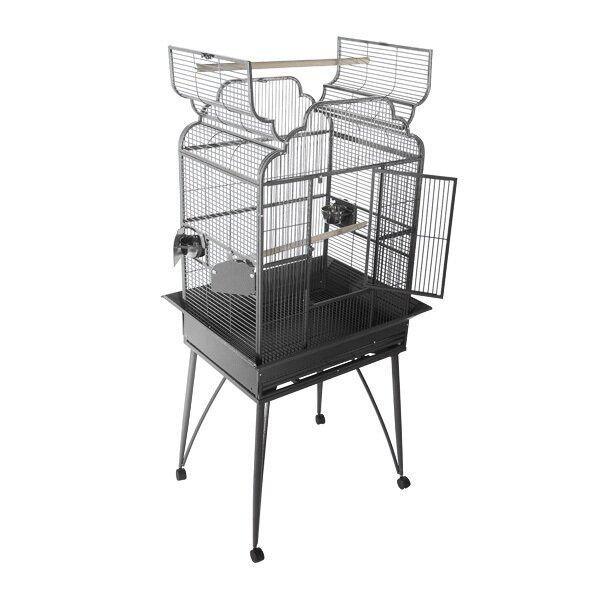 Mayton Large Victorian Dome Top Bird Cage by Tucke