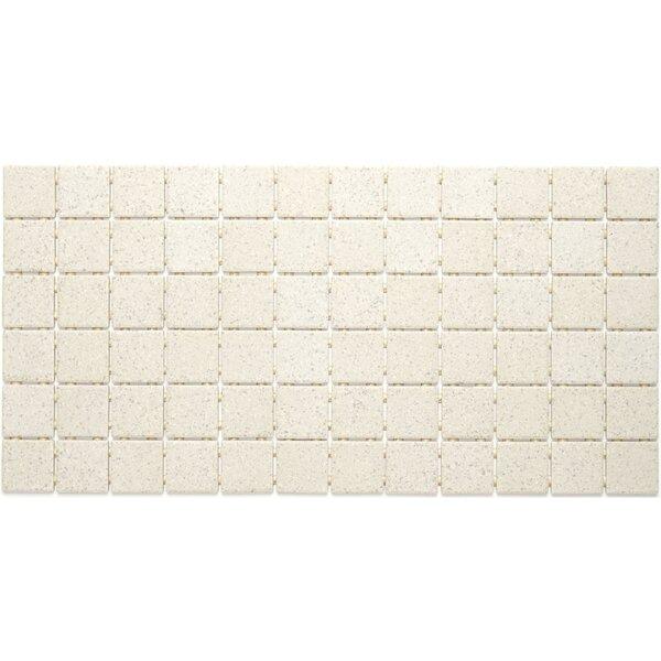 Dalton 12 x 24 Porcelain Mosaic Tile in Marble by Itona Tile