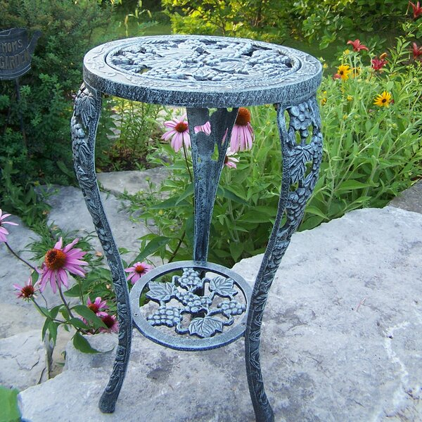 Rochester Metal Side Table by Oakland Living