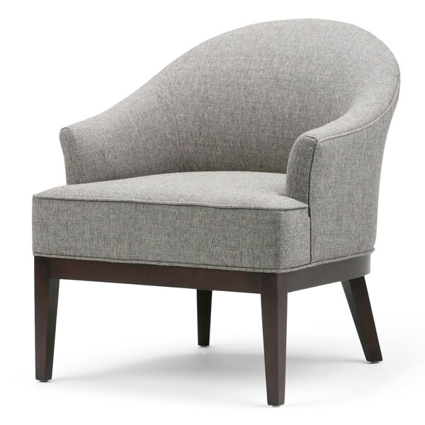 Burroughs Barrel Chair by Charlton Home