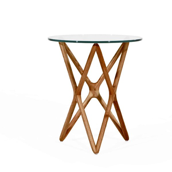 Alamo Tall End Table by Foundry Select