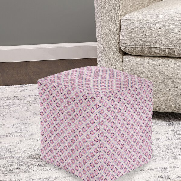 St Philips Marsh Pouf by Bungalow Rose