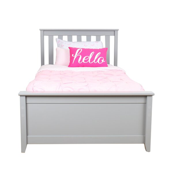 Bolin Twin Platform Bed by Harriet Bee