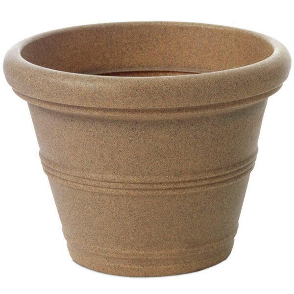 Plastic Pot Planter by Tusco Products