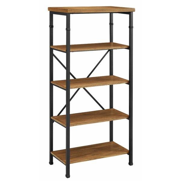 Hockensmith Wooden Etagere Bookcase By Union Rustic