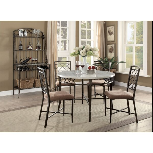 Cuddy Dining Table by Fleur De Lis Living
