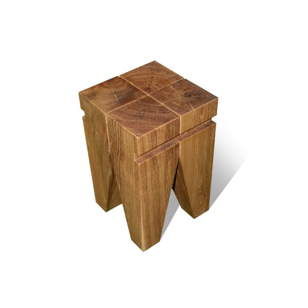 Spivey Accent Stool by Loon Peak
