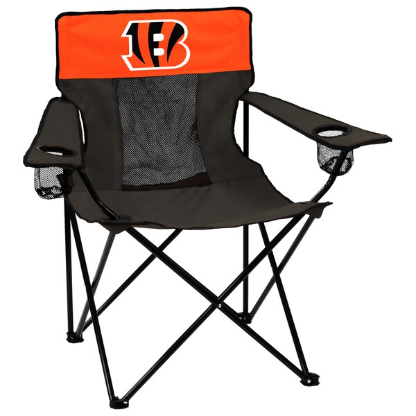Elite Folding Camping Chair by Logo Brands