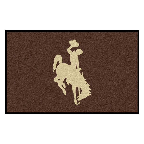 NCAA University of Wyoming Ulti-Mat by FANMATS