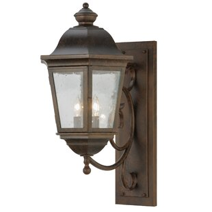 Buying 2-Light Outdoor Sconce By Meyda Tiffany
