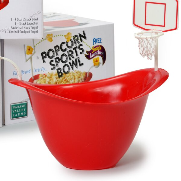 Wild Fling Sports Candy Bowl by Wabash Valley Farms