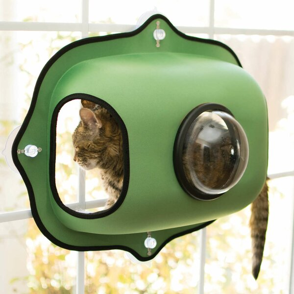 EZ Mount Window Bubble Cat Pod by K&H Manufacturing