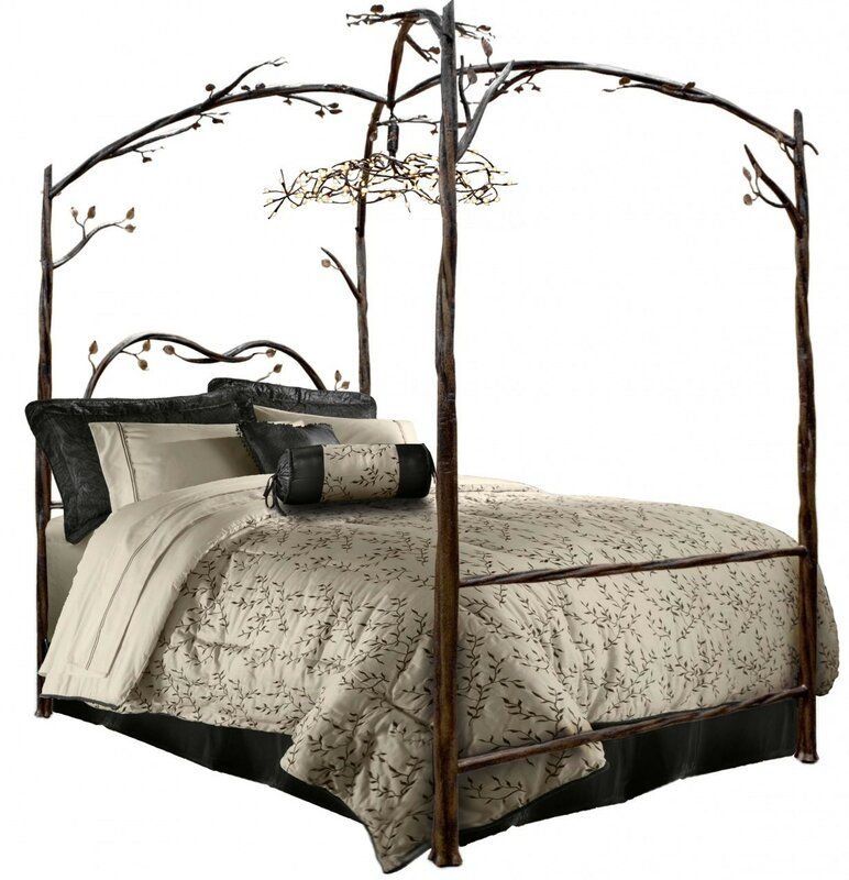 Queen Canopy Bedroom Sets Cheap Home Design Inspirations