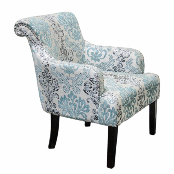 Keesee Wing back Chair by Willa Arlo Interiors