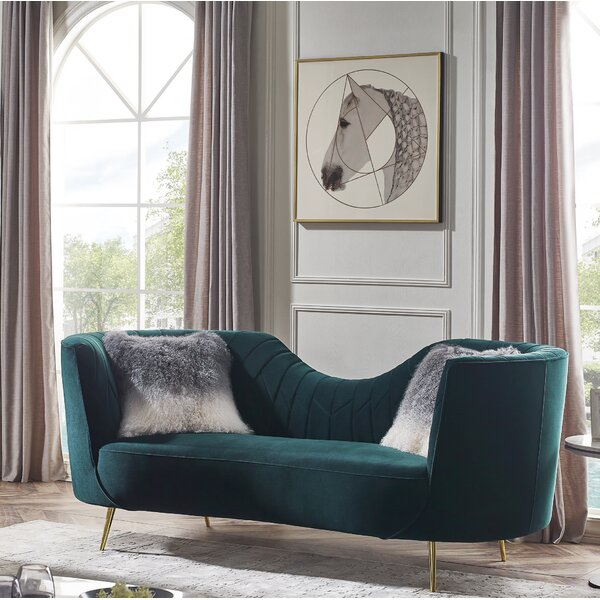 Save Big With Ehrlich Sofa by Mercer41 by Mercer41