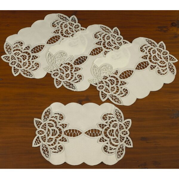 Betenburg Decorative Placemats (Set of 4) by Violet Linen