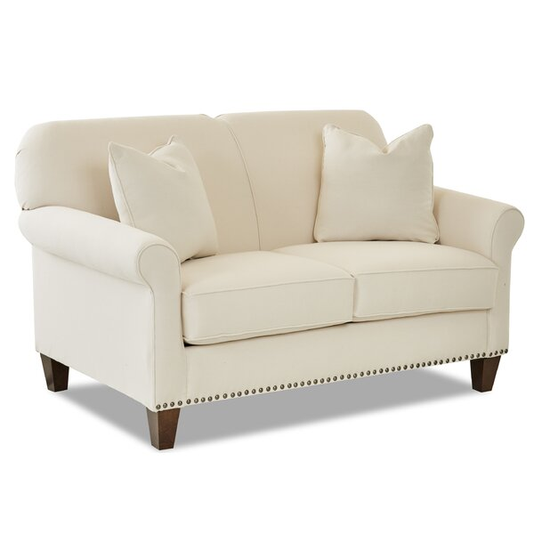 Kaelyn Loveseat by Wayfair Custom Upholstery™
