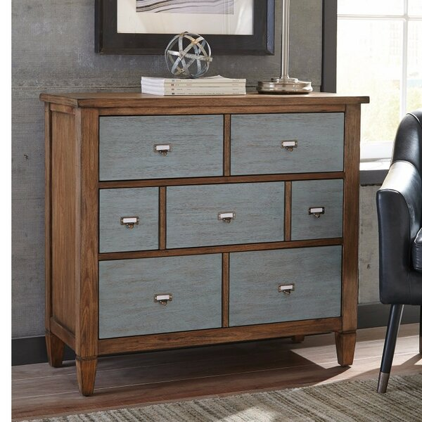 Melendy 7 Drawer Accent Chest by Williston Forge
