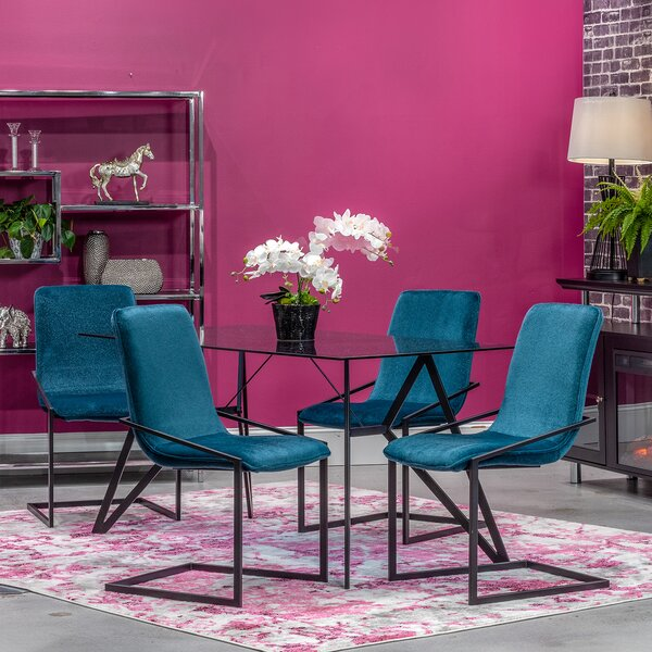 Sariyah 5 Piece Dining Set by Brayden Studio