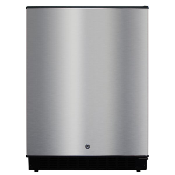 24 5.1 cu. ft. Convertible Compact Refrigerator by Vinotemp