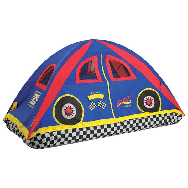 Rad Racer Bed Play Tent with Carrying Bag by Pacif