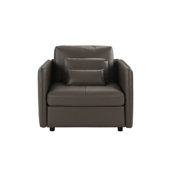 Maire Club Chair by Latitude Run Latitude Run