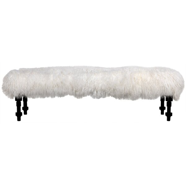 Coco Upholstered Bench by Noir