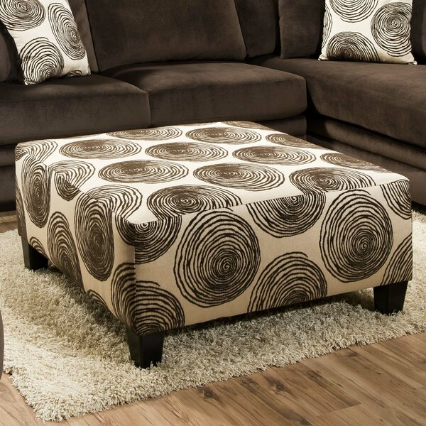 Rayna Cocktail Ottoman by Chelsea Home