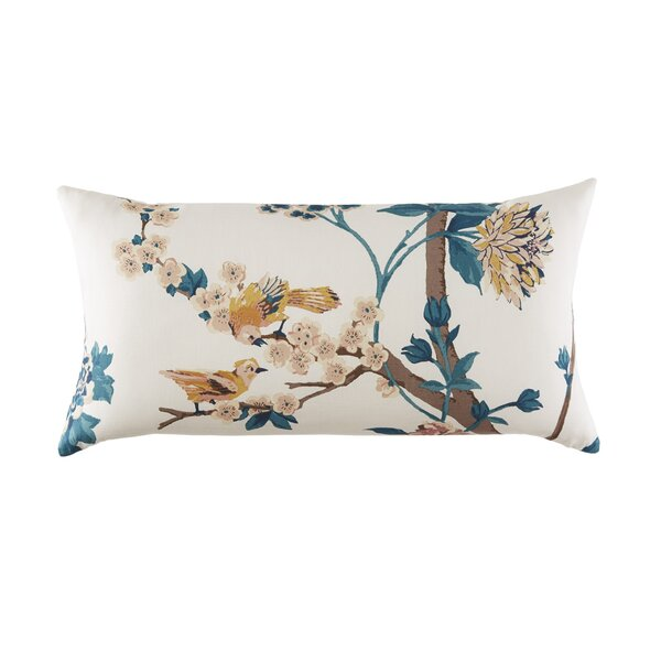 Cotton Lumbar Pillow by DwellStudio