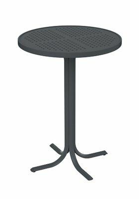 Boulevard Aluminum Bar Table by Tropitone