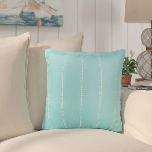 Balentine Striped Indoor/Outdoor Throw Pillow (Set of 2) by Wade Logan