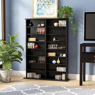 Cataleya Double Width Multimedia Storage Rack