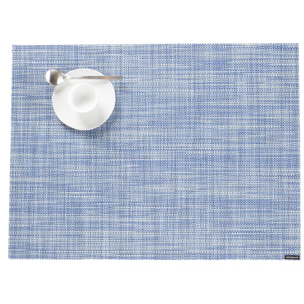 Mini Basket weave Table Placemat by Chilewich