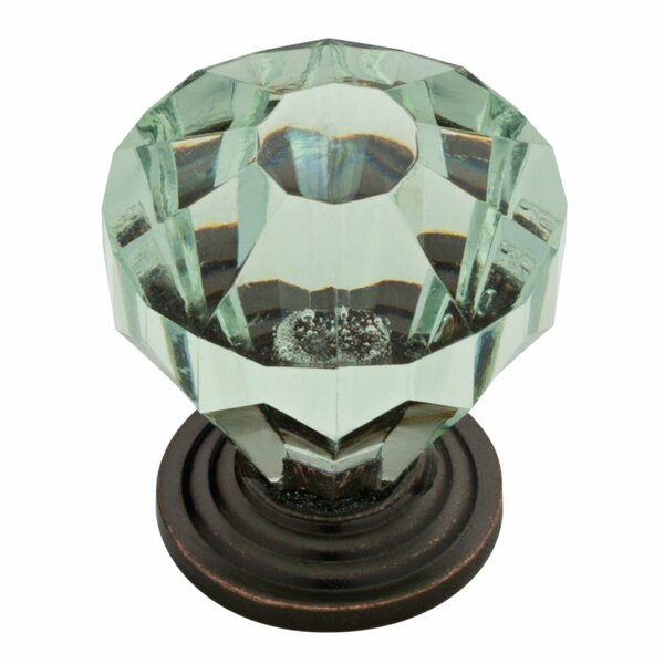 Design Facets Crystal Novelty Knob by Liberty Hardware