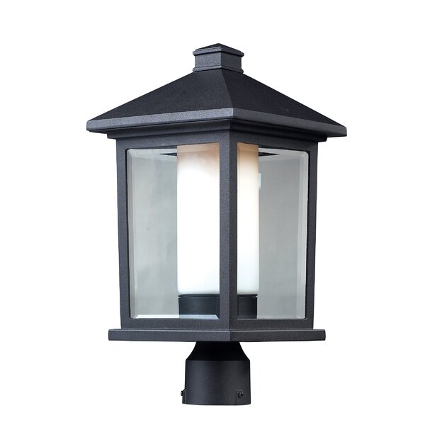 Olive Outdoor 1-Light Lantern Head by Andover Mills
