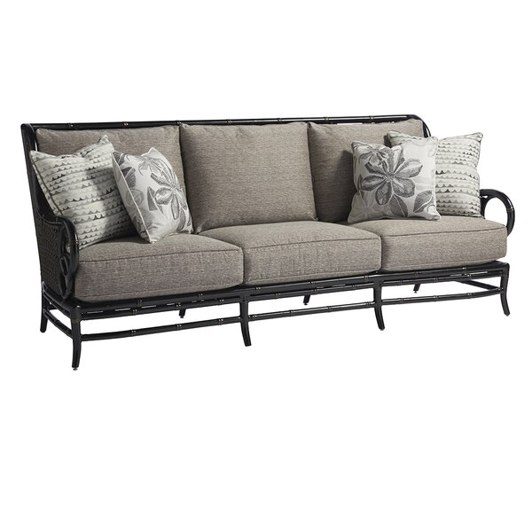 Marimba Patio Sofa with Cushions by Tommy Bahama Outdoor