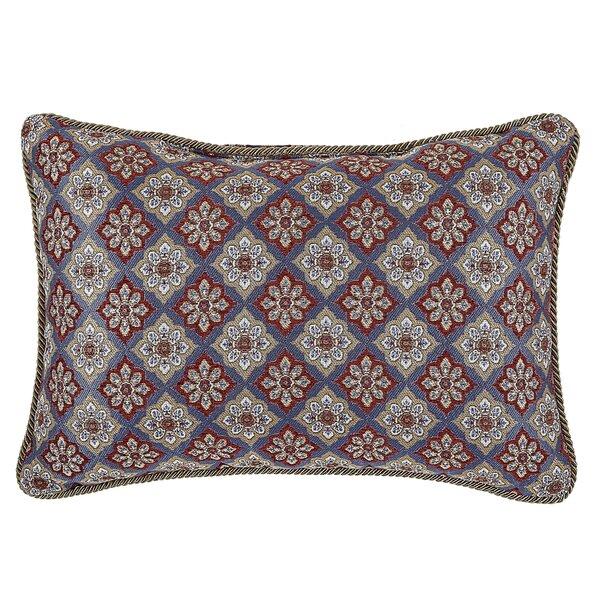 Margaux Boudoir Lumbar Pillow By Croscill Home Fashions.
