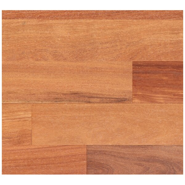 3 Engineered Cumaru Hardwood Flooring in Natural by Easoon USA