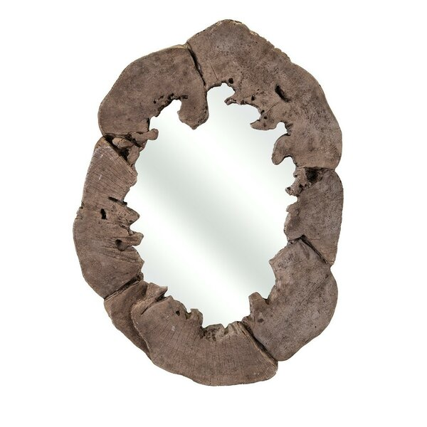 Wambui Wall Mirror by Loon Peak