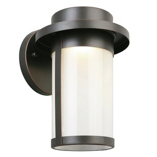 Buy luxury Casillas 1-Light Outdoor Wall Lantern By Ivy Bronx