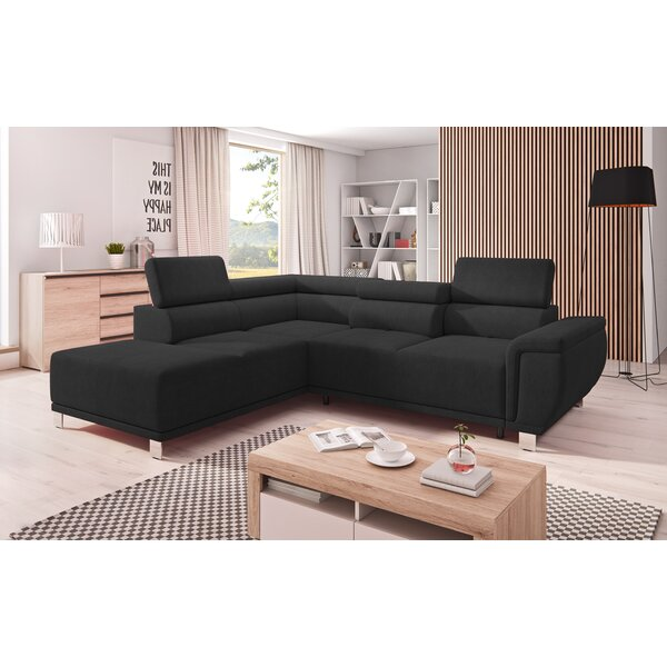 Hume Sleeper Sectional by Orren Ellis