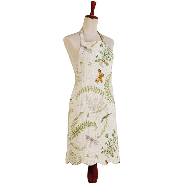 Papillon Apron by C&F Home