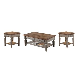 Bargain Murtaugh 3 Piece Coffee Table Set By August Grove
