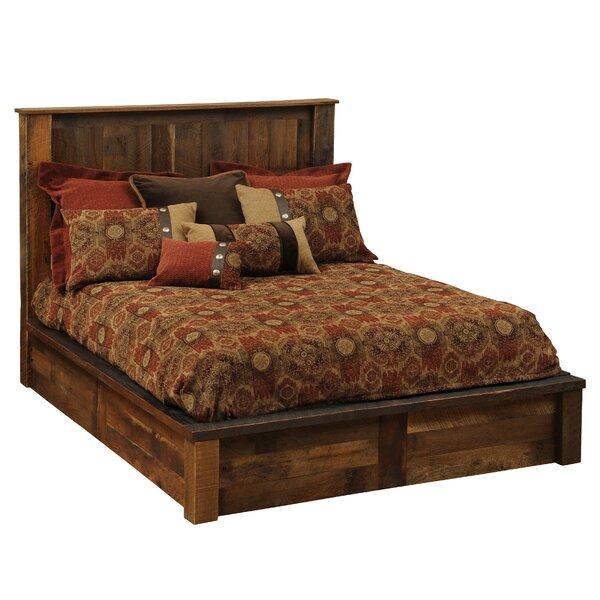 Platform Bed by Fireside Lodge