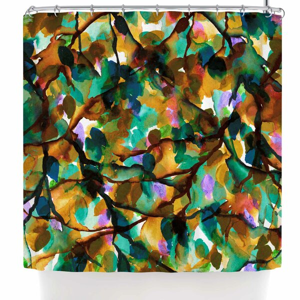 Ebi Emporium By Any Other Name 7 Shower Curtain by East Urban Home