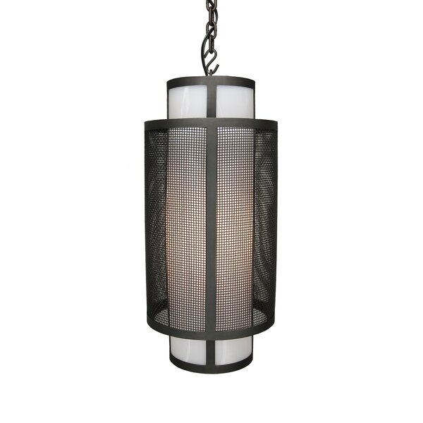 Elinor 1-Light Lantern Pendant by 17 Stories