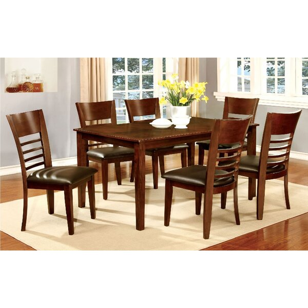 Yoder Dining Table by Alcott Hill