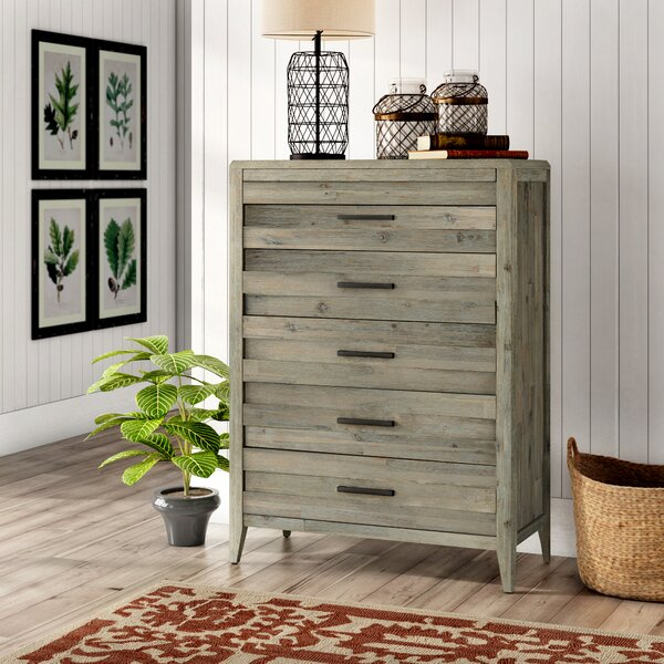 Descartes 6 Drawer Chest by Laurel Foundry Modern Farmhouse