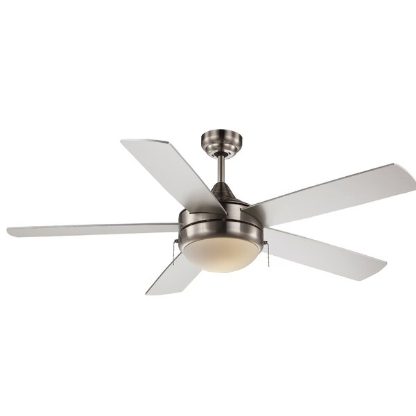 52 Everson 5 Blade Ceiling Fan by Ebern Designs