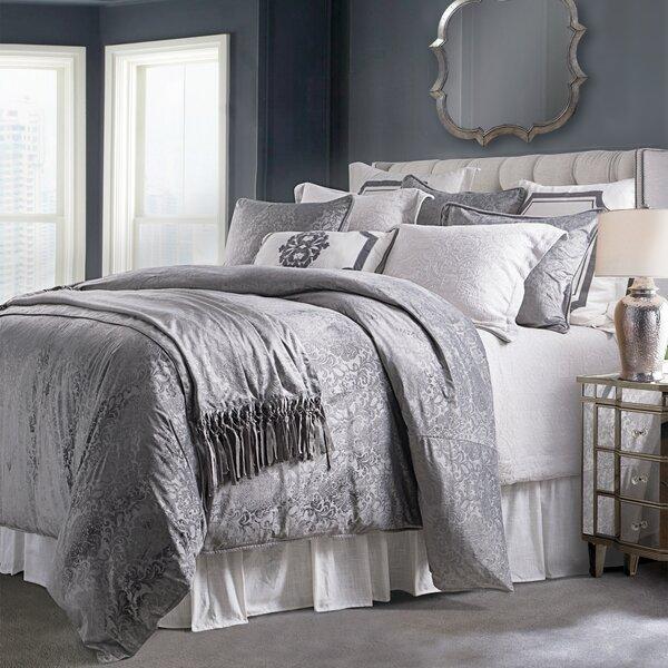 Embossed Velvet Comforter Set